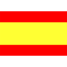 Spanish Flag 150 x 90cm  medium