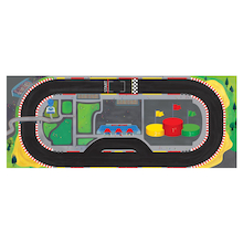 Grand Prix ICT Controllable Vehicles Mat  medium