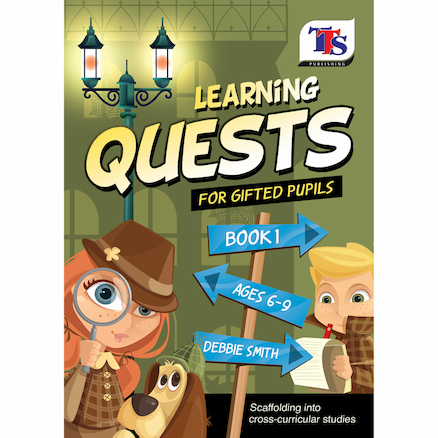 Learning Quest Activities For Gifted Pupils Books  large