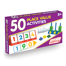 50 Place Value Activities  medium