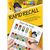 Rapid Recall Memory Skills Worksheet Book  small