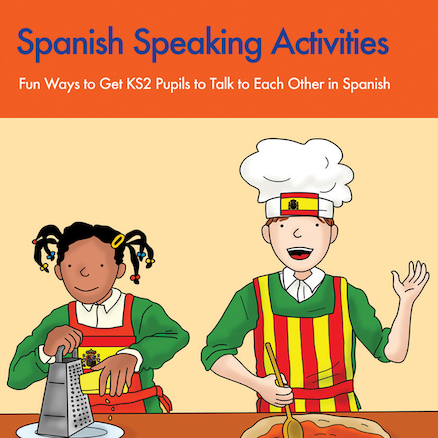 Spanish Speaking Activities Teachers Book  large