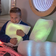 Light up Sensory Cushions  medium