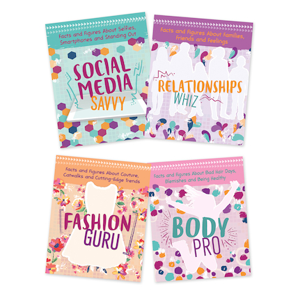 Girlology Book Pack  large