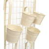 Hanging Storage Buckets  small