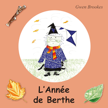 Berthe The Witch French Story Book Pack  medium
