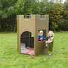 Outdoor Plastic Rattan Castle  small