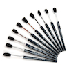 Squirrel Substitute Brushes 10pk  small