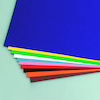 Assorted Colours Engineering Paper 85gsm 100pk  small