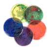 Squidgy Sparkle Circles Fidget 5pk  small