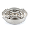 Metal Nesting Collander Collection 5pcs  small