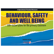 Behaviour Safety And Wellbeing Lesson Plan Book  medium