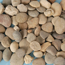Natural River Stones 2kg  medium
