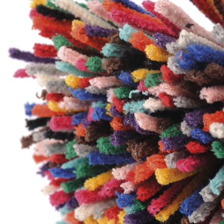 Assorted Pipe Cleaners 250pk  large