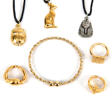 Replica Egyptian Jewellery 7pk  medium