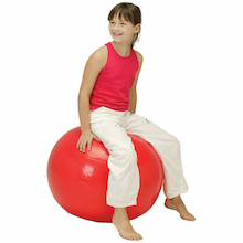 Sit On Gym Balance Ball  medium