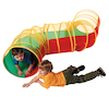 Zig Zag See Through Play Tunnel L2.8m  small