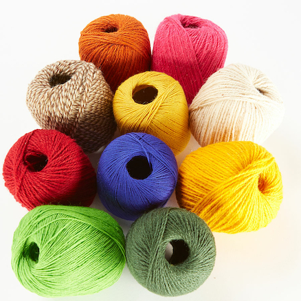 Bumper Creative Yarn Assorted 600g  large