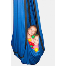 Therapeutic Hammock with Plastic Balls  medium
