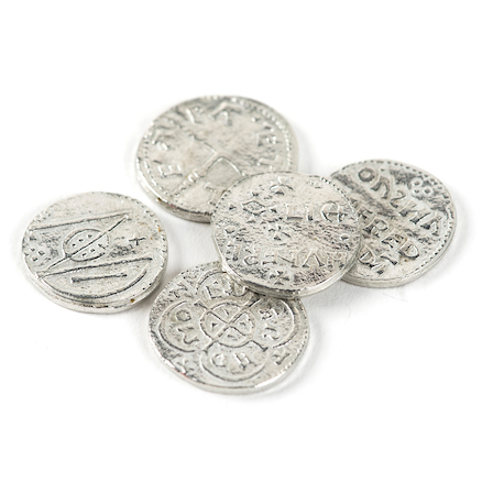 Anglo Saxon Coin Set  large