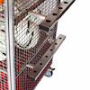 Lockable Ball Storage Trolley H1.76 x W1.4m  small