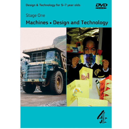 Machines and Design Technology DVD  large