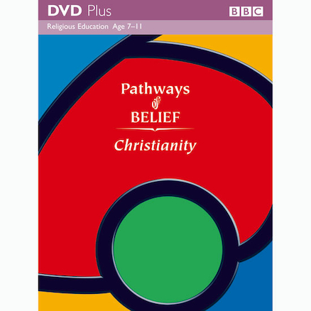 Beliefs of Christianity DVD and Teachers Guide  large