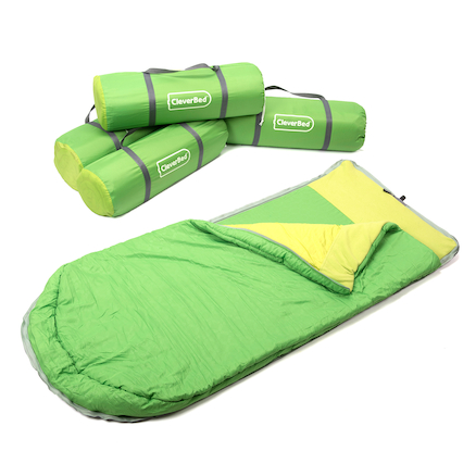 Portable Self Inflating Day Bed  large