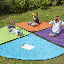 Outdoor Corner Mats L200 x W128cm  medium