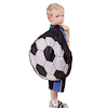 Pop Up Football Goals and Bag 115 x 85cms 2pk  small