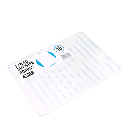 Whiteboards 10pk  large
