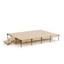 2.25m x 3m 12 Panel Stage Kit  medium