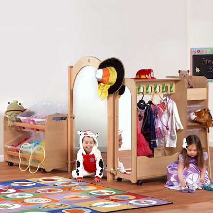 Playscapes Mini Dressing Up Zone  large