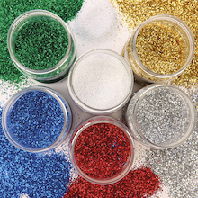 TTS Glitter Assorted 250g 6pk  medium