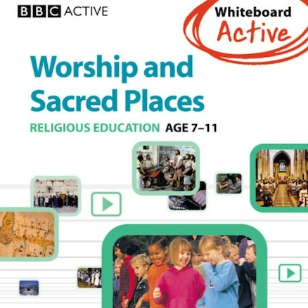Worship and Sacred Places CD ROM  large