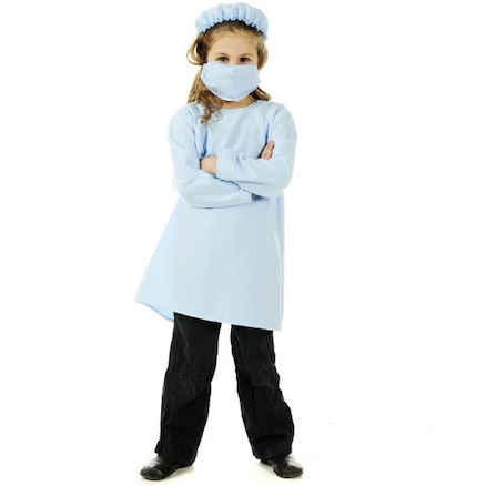 Role Play Dressing Up Surgeon Outfit  large