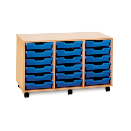 Pop Storage 18 Shallow Tray  large