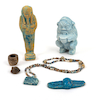 Egyptian Archaeology Artefacts Box  small