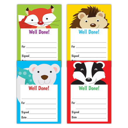Reward Notepads Pack  large