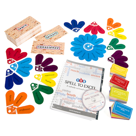 Spell to Excel Kit  large