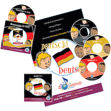 Deutsch! Deutsch! German Songs Audio CD Pack  medium