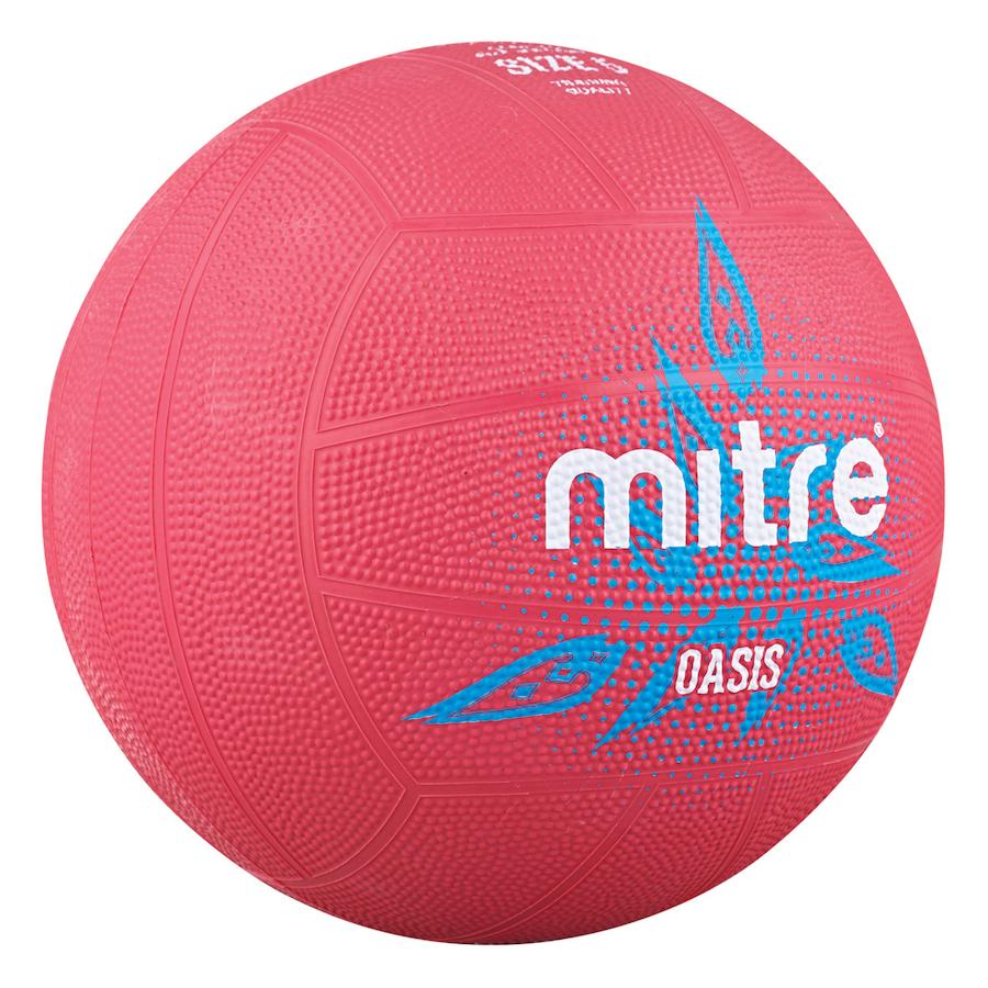 Buy Mitre Oasis Rubber Training Netball Tts