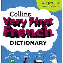 Collins Very First French Dictionary  medium