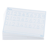0\-9 Number Formation and Tracing Whiteboards 30pk  small