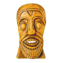 Viking God Mask Thor  medium