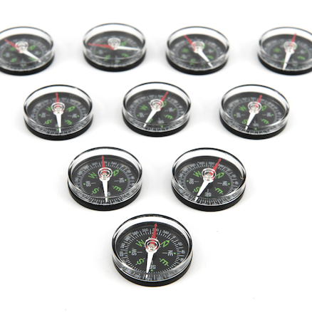 Deluxe Compass 10pk  large