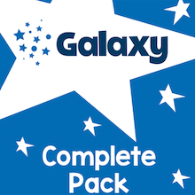 Reading Planet Galaxy Complete Pack  medium