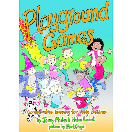 Playground Games Book  large
