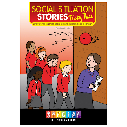 Tricky Times Social Situation Stories Book  large
