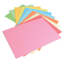 Recycled Card Bright and Pastel A4 Assorted  medium